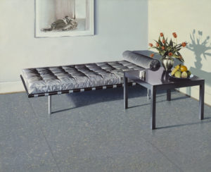 Still life with Mies van der Rohe Sofa