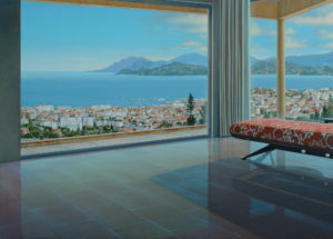 Domestic View, Cannes