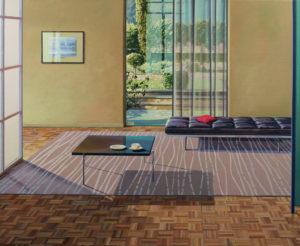 Domestic Interior with Kjærholm Furniture