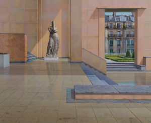 Museuminterior, Paris