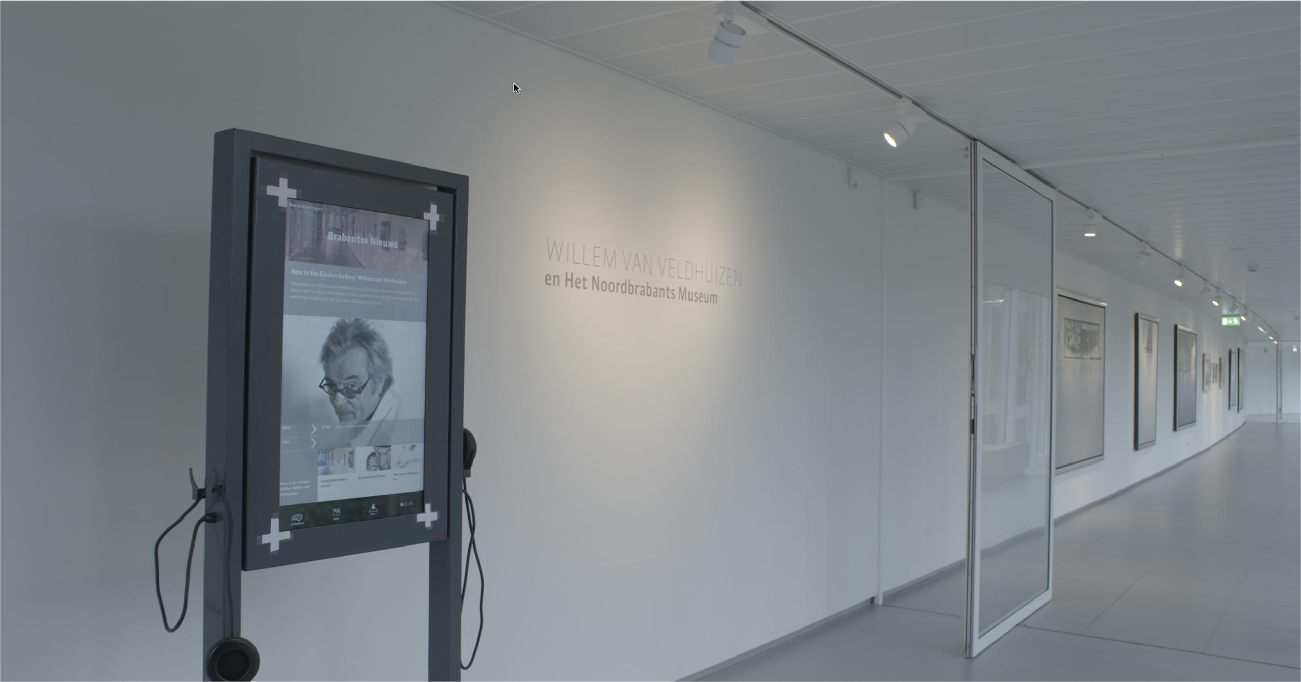 museum interieur intro